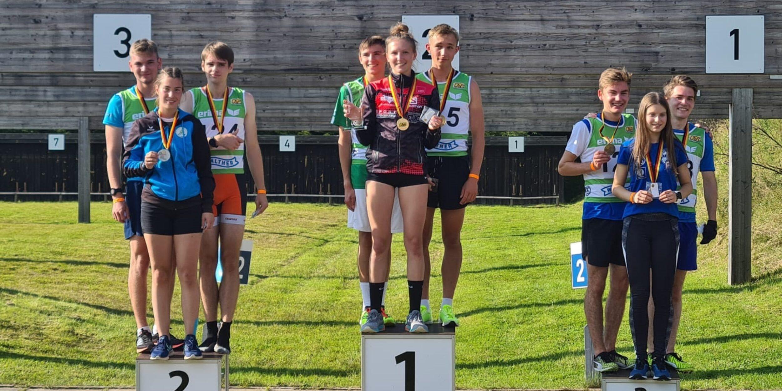 Deutsche Meisterschaften im Target Sprint